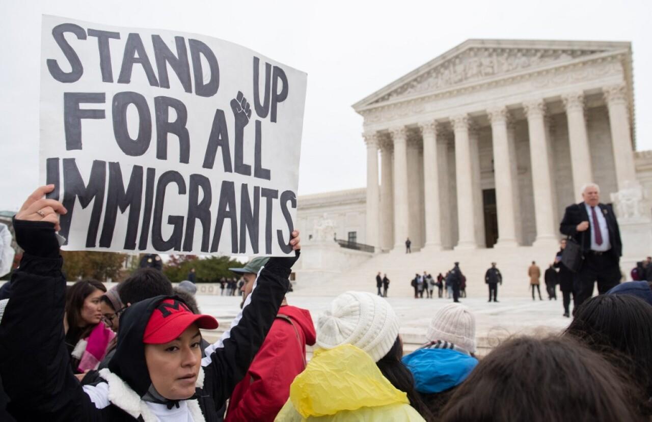 Un Estados Unidos más dividido: el legado de Donald Trump en temas migratorios