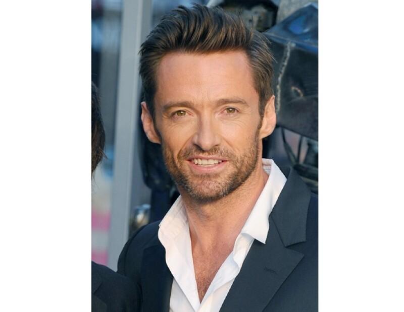 El famoso actor reconocido por dar vida al super héroe 'Wolverine&#39, visitó el ring del espectáculo de lucha libre en Estados Unidos.