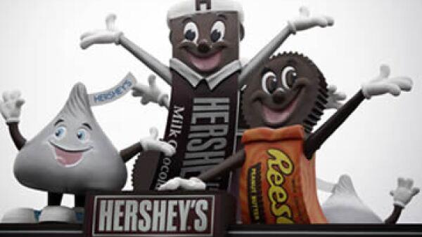 Hersheys anunció este miércoles su asociación con la mexicana Agroindustrias Unidas de Cacao. (Foto: AP)