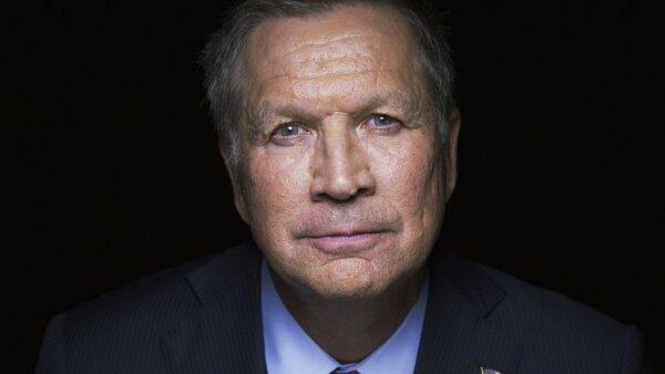 Kasich era el único republicano que aún permanecía en la contienda.