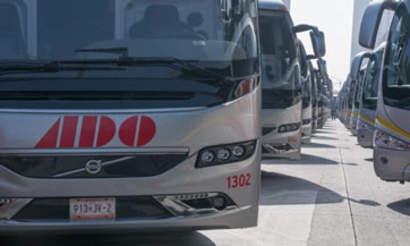 ADO mueve a 150 millones de pasajeros cada año.  (Foto: Cuartoscuro )