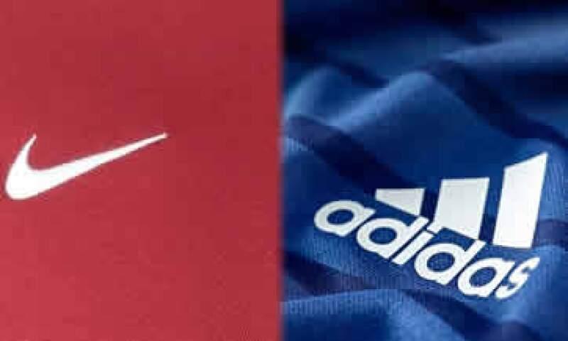 Nike supera por primera vez en cinco años Adidas como la empresa que vestirá a más clubes en las grandes ligas europeas. (Foto: Especial)