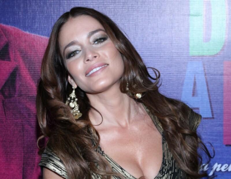 La actriz reaparece en público después de que ella y su pareja atravesaron un momento personal muy difícil el año pasado.