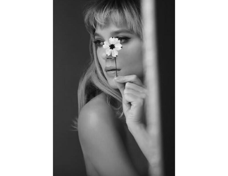 Una vez más, la actriz francesa, protagoniza la nueva campaña de la fragancia &#39Candy&#39 de PRADA.