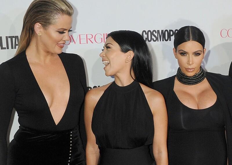 Kim Khloe Kourtney Kardashian
