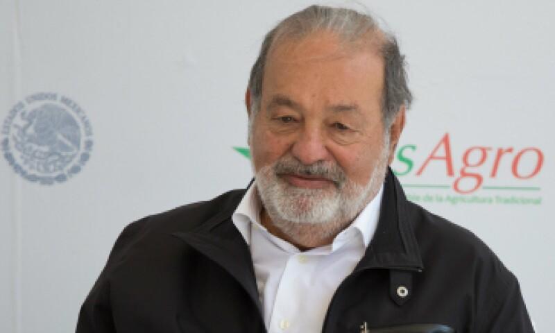 Slim ha designado a varios mexicanos de su confianza en la empresa española. (Foto: Getty Images/ Archivo)