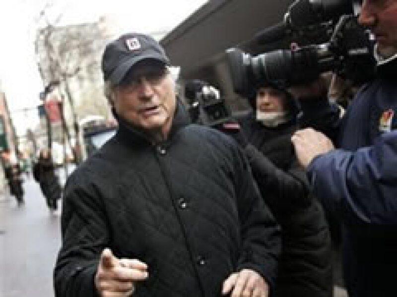 Los accionistas que invirtieron en Bernard Madoff Investment Securities podrían ser penalizados.(Foto: Reuters)