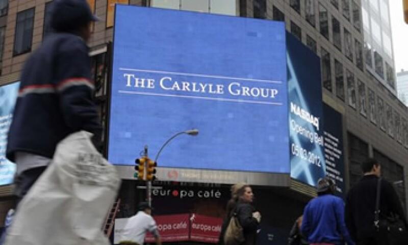 Carlyle colocó el miércoles pasado 30.5 millones de acciones a 22 dólares. (Foto: Reuters)