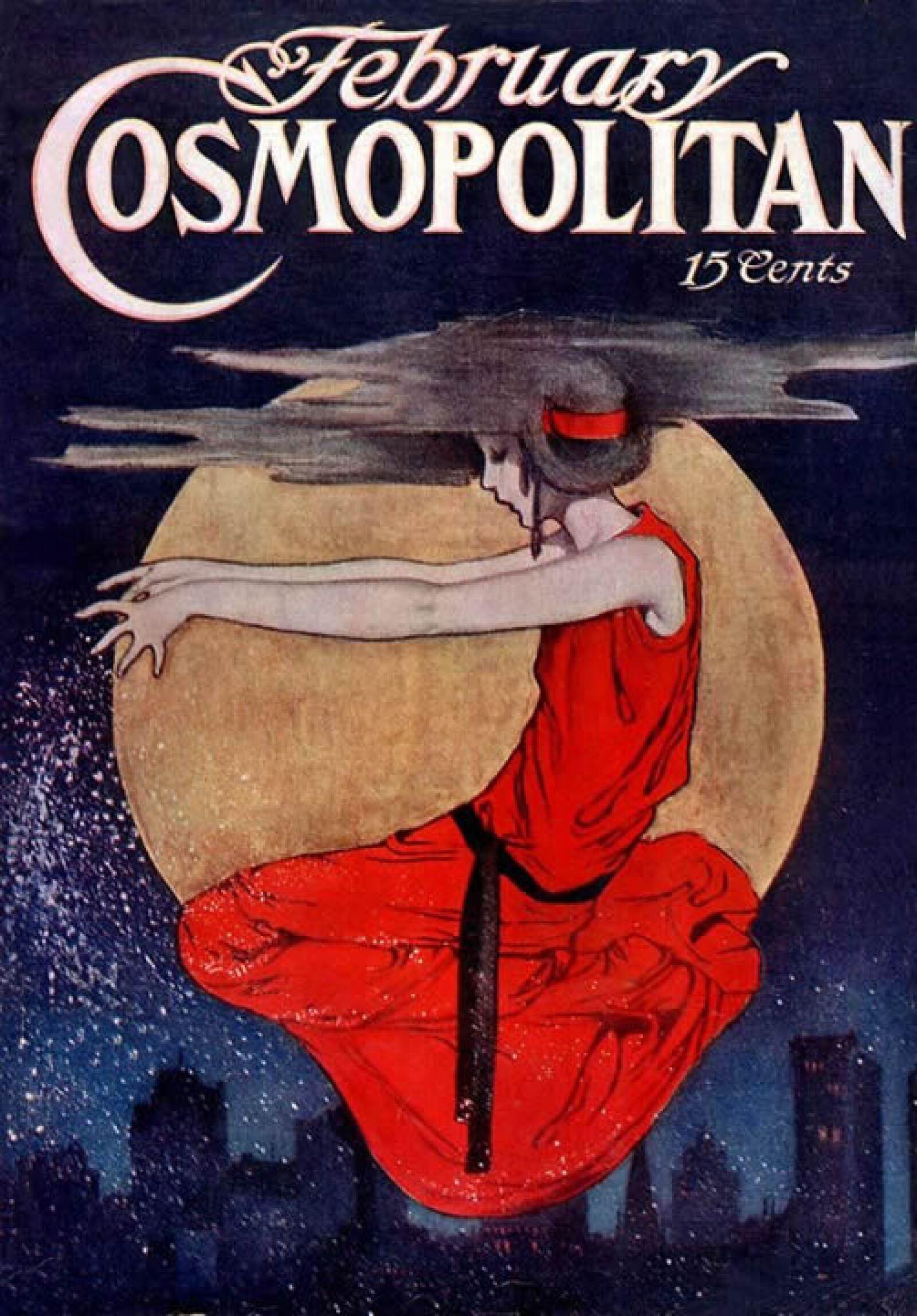 Cosmopolitan, febrero 1909