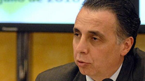 Bruno Ferrari informó que el Gobierno determinó aumentar de 89 a 99 la lista de productos procedentes de EU sancionados. (Foto: Archivo Notimex)