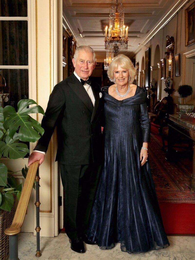 Carlos y Camilla en sus 70 años