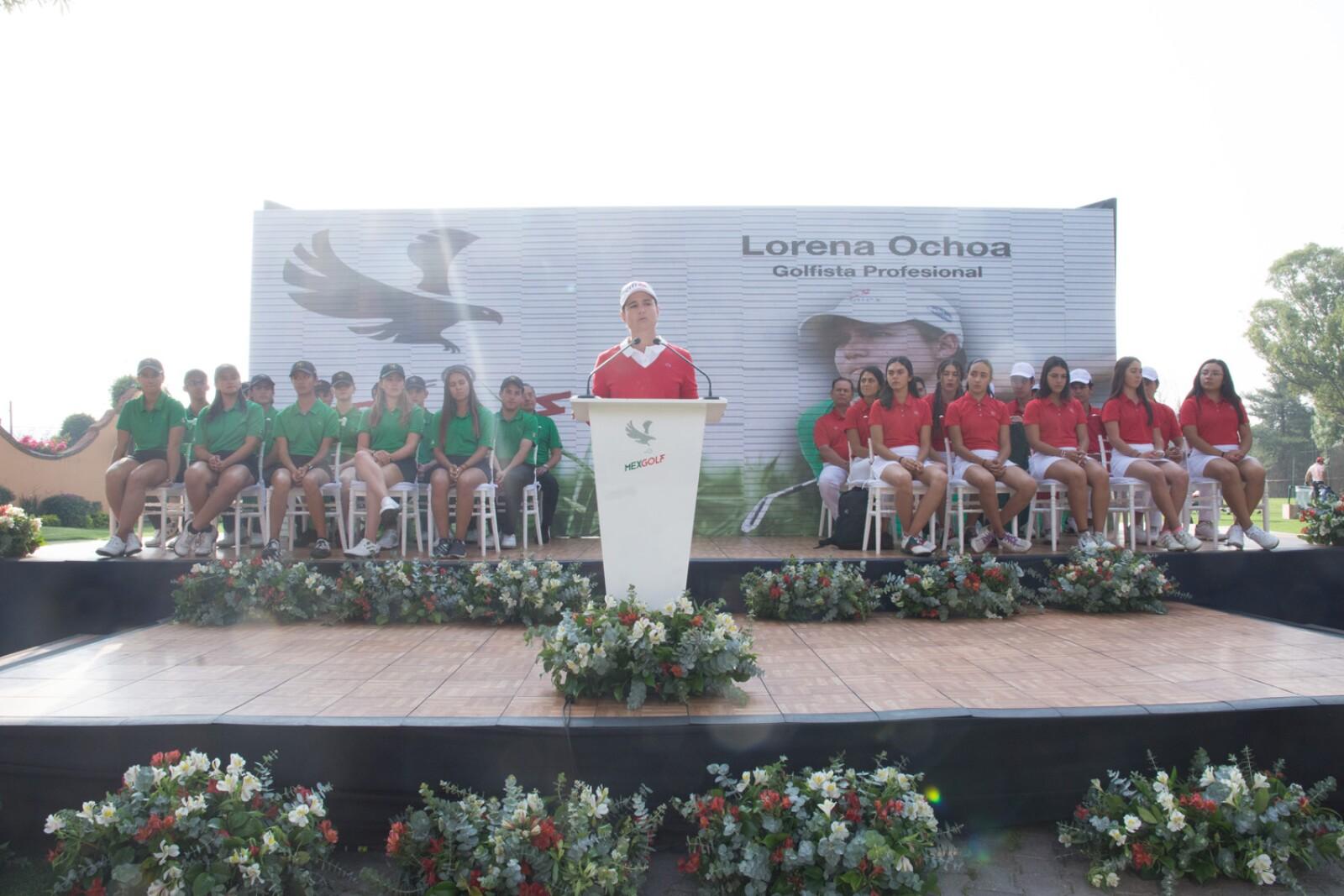 Lorena Ochoa - Ceremnia de Inauguración 3.jpg