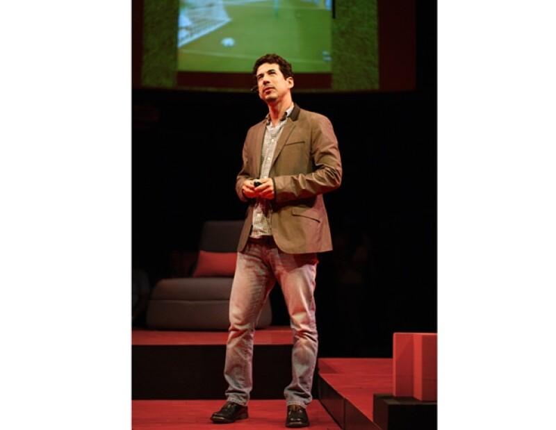 Iván Carrillo, editor de la revista Quo, habló sobre el talento que exporta México.