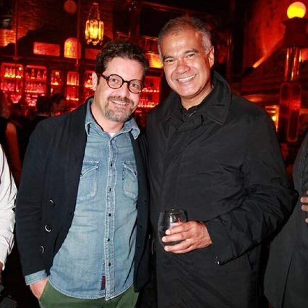 Javier Gorozpe y Pepón Rubio