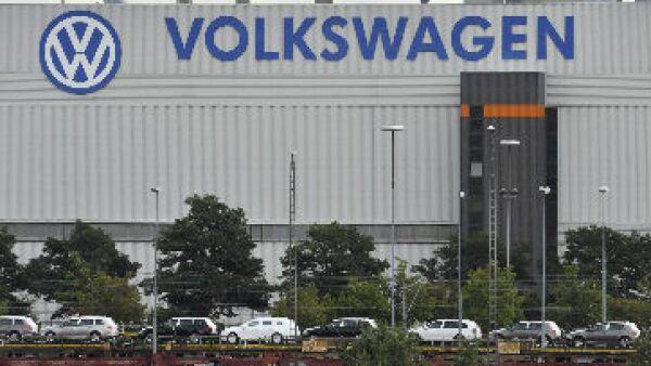 Volkswagen planta Alemania