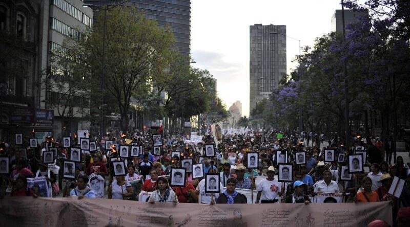 Damián Canales da a conocer la detención del exalcalde de Cuetzala vinculado a la desaparición de 43 normalistas.