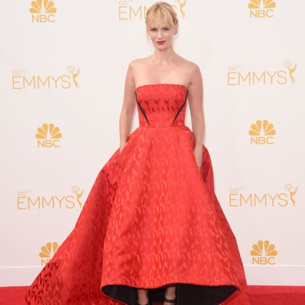 January Jones en Prabal Gurung