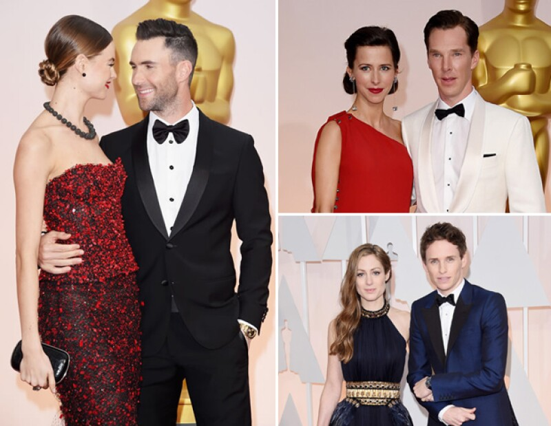 Revive los mejores momentos de la 87va entega de los Academy Awards, desde la alfombra roja hasta la premiación en fotos.