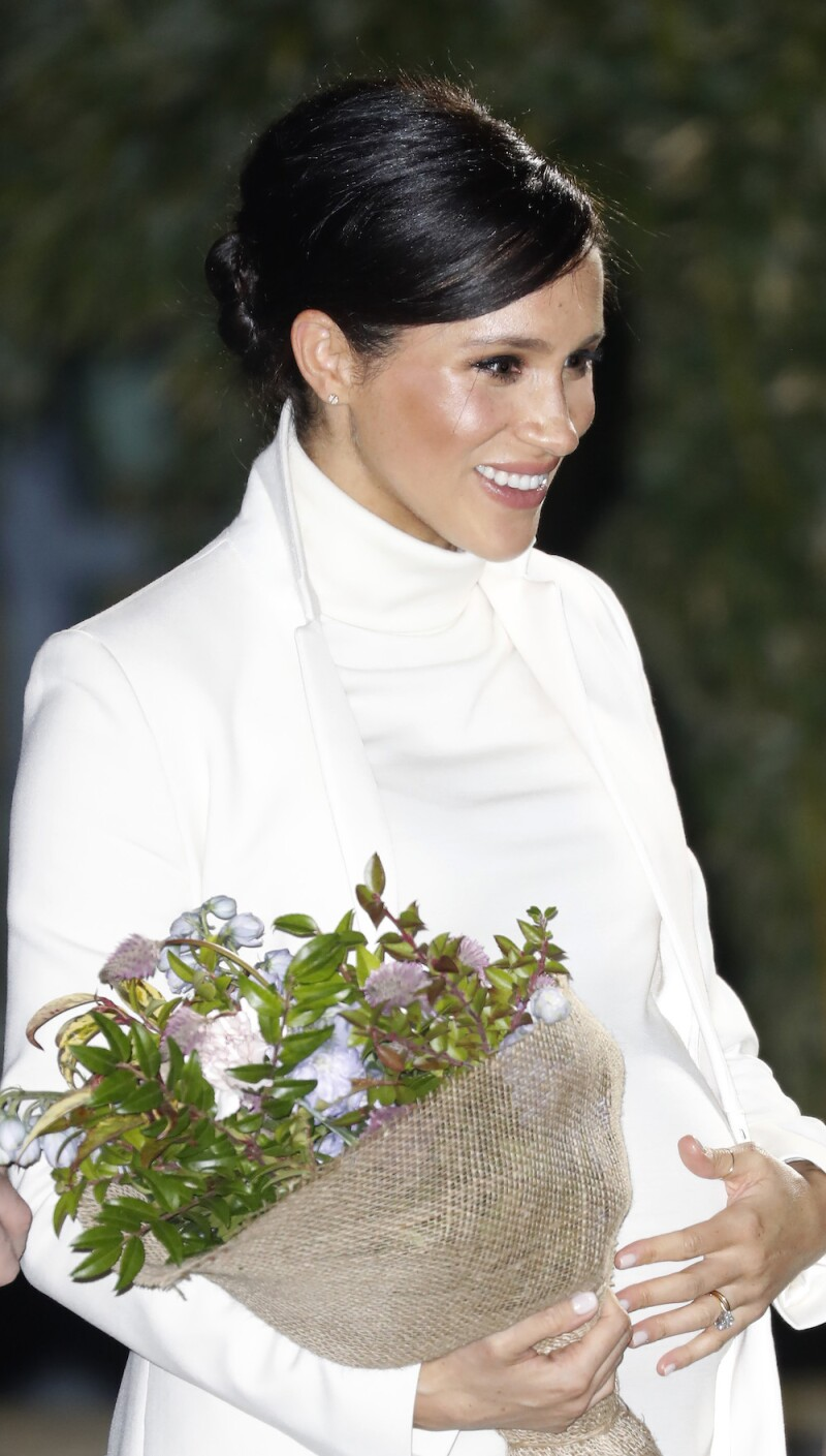 "The Duke And Duchess Of Sussex Attend A Gala Performance Of ""The Wider Earth"""