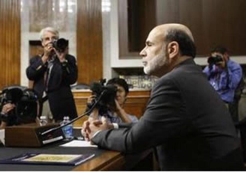 La entidad comandada por Ben Bernanke dejó sin cambios las tasas de interés. (Foto: Reuters)