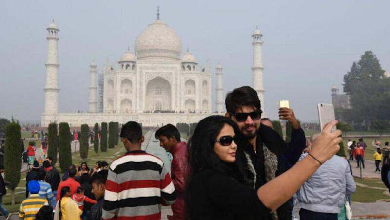 Taj Mahal, la India