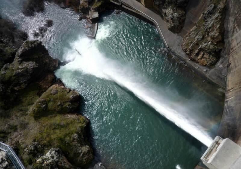 Presa hidroel�ctrica