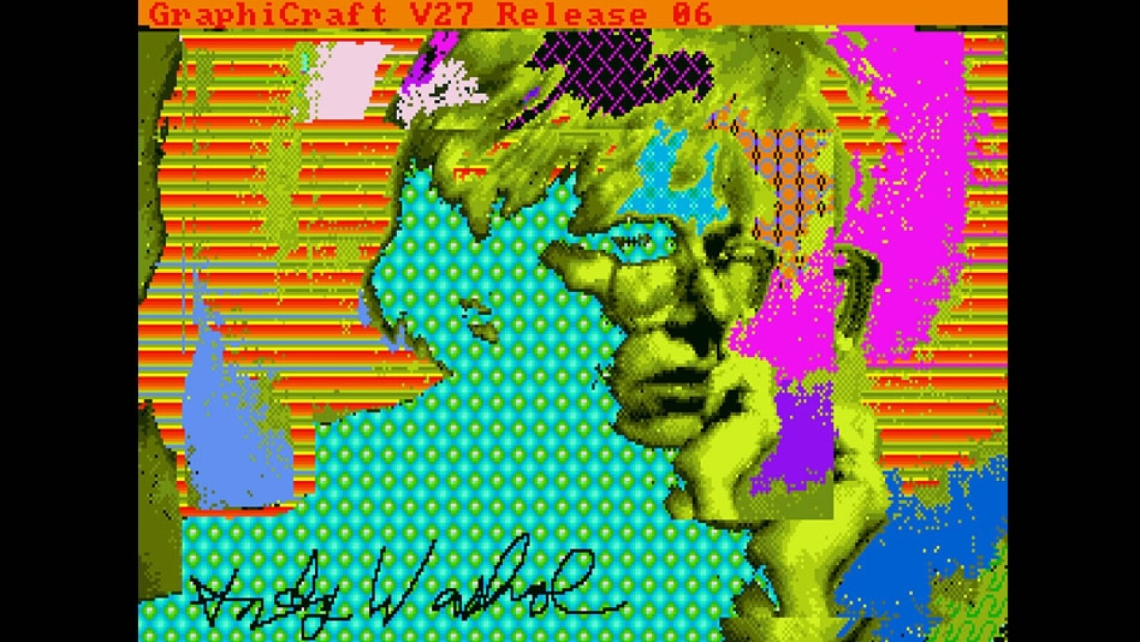 obras ineditas Andy Warhol