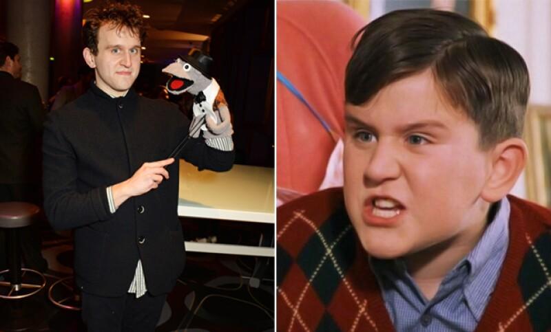 Harry luce muy distinto a aquellos días en los que interpretaba al odioso primo de Harry Potter.