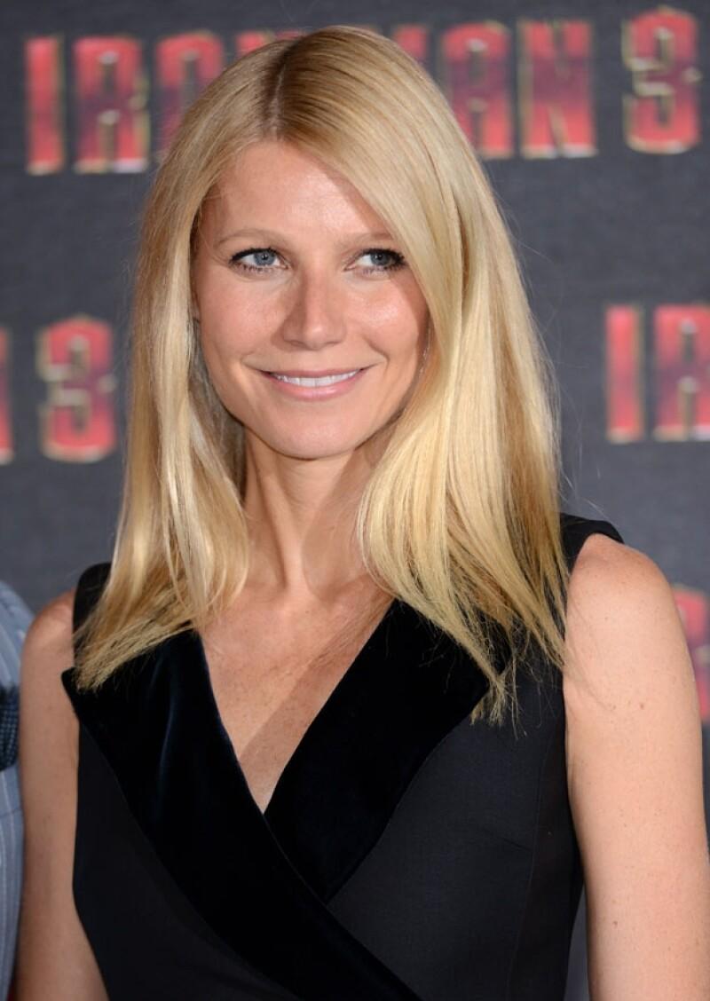 La actriz ha escrito dos libros sobre comida, ganado un Oscar y próximamente la veremos en Iron Man 3.