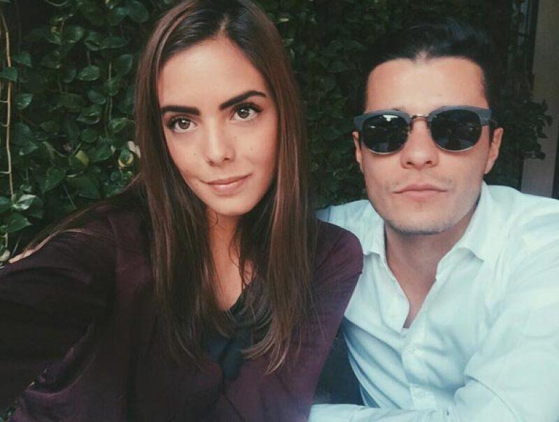 La guapa hija de Mariana Levy está de fiesta, pero no sólo por su cumpleaños número 20, sino por su relación con Diego Carrion.