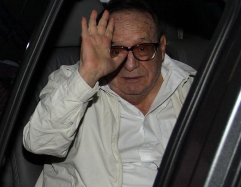 Roberto Gómez Fernández, hijo del comendiante, aseguró que la ceremonia se llevará a cabo en septiembre próximo en la calle de Regina, en el DF.