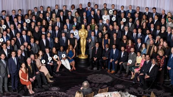 Desayuno anual Oscar 2017