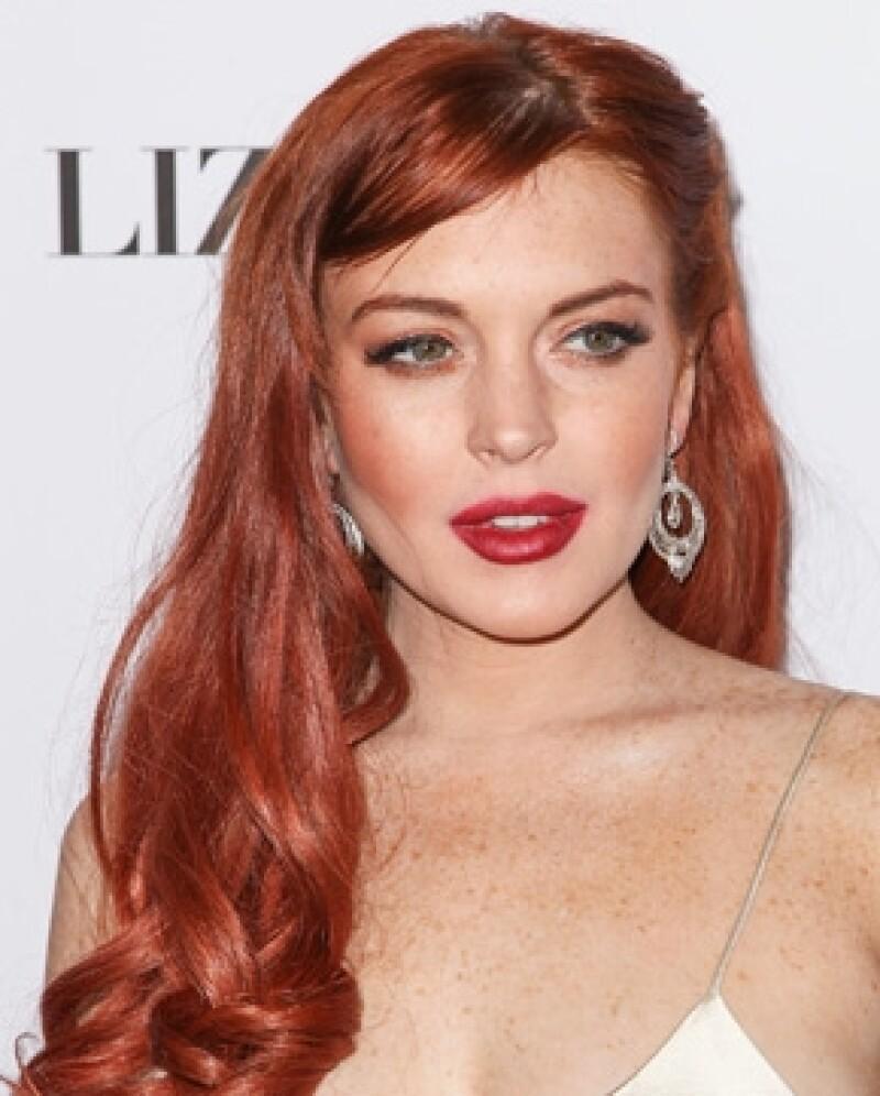 La actriz y cantante debe 16 mil dólares a una empresa de almacenaje, ellos ya piensan subastar algunos artículos de Lilo.