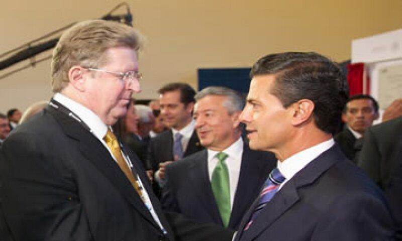 Germán Larrea, el CEO de Grupo México, intentó sin éxito que se desechara la demanda en su contra. (Foto: Reuters)