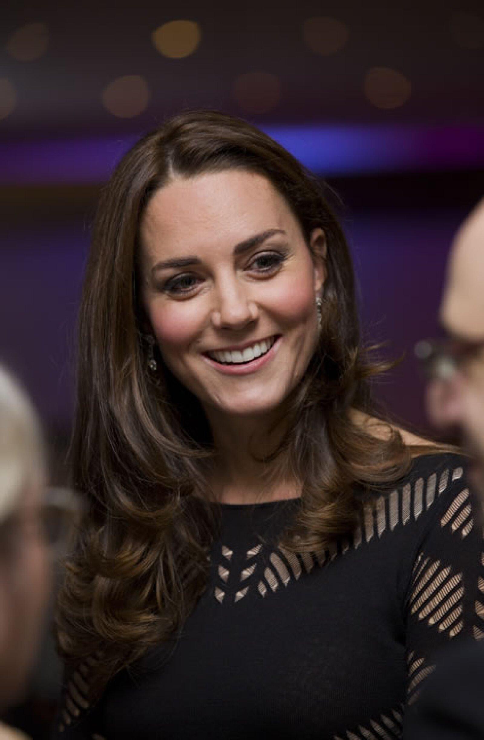 La Duquesa oprtó por el negro para una subasta.
