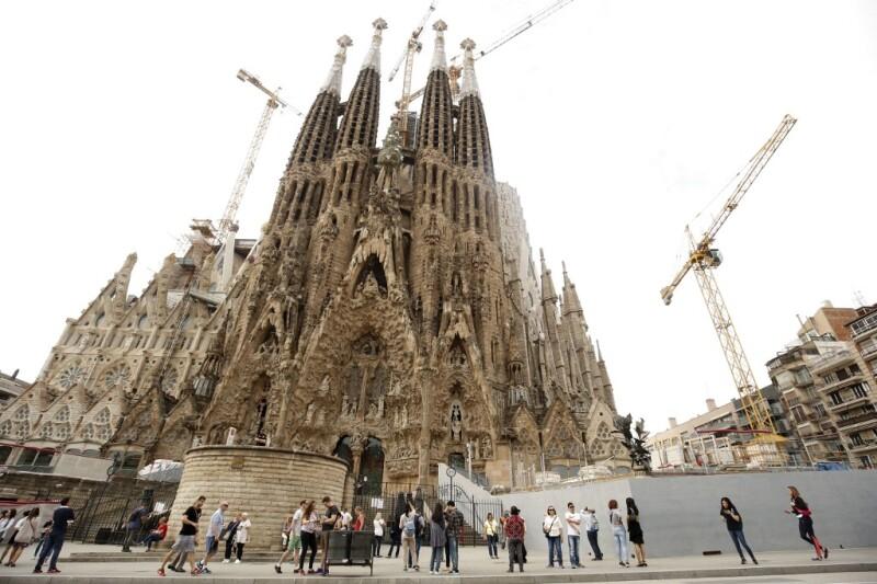 Sagrada Familia - basílica - España - Barcelona