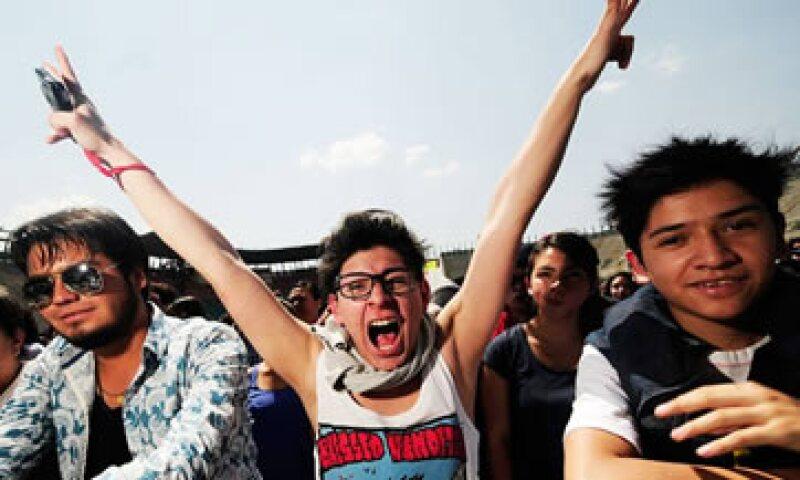 Conoce 10 datos curiosos sobre el evento que pone a rockear a México. (Foto: tomada de facebook.com/festivalvivelatino)