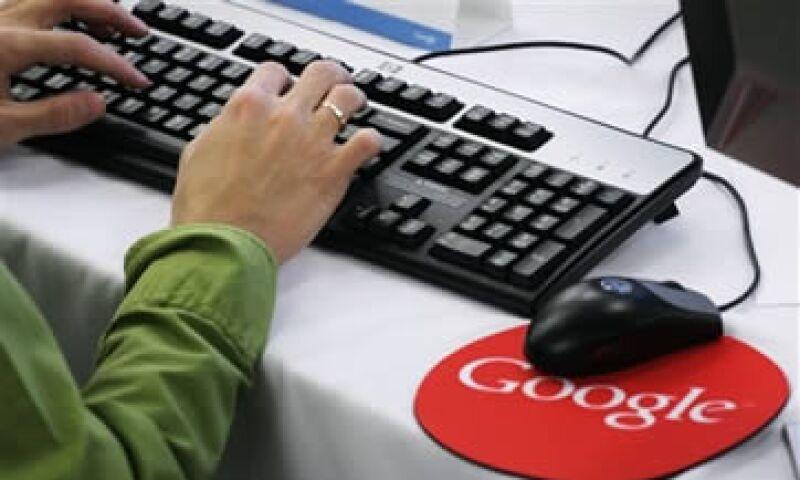 El método consiste en rastrear las búsquedas que se realizan en Google para predecir los movimientos en el mercado. (Foto: AP)