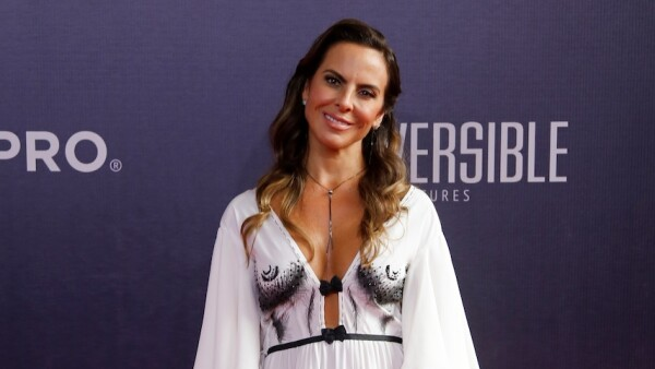 Kate del Castillo will make a production as a tribute to her father's corridos