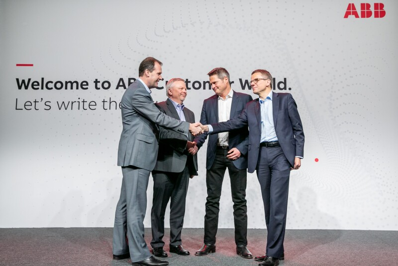 Acuerdo de ABB con BP