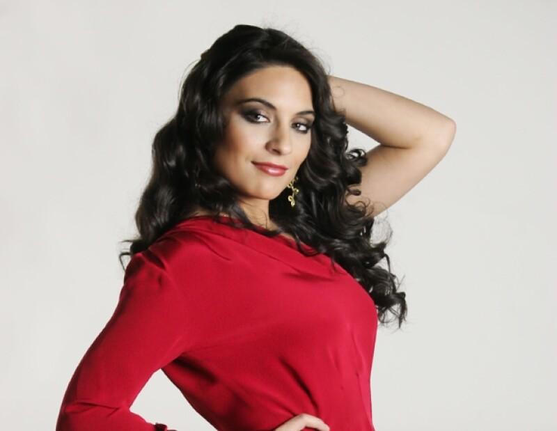Ana Brenda tuvo mucho éxito con su personaje de Ana Paula en la telenovela La Que No Podía Amar.