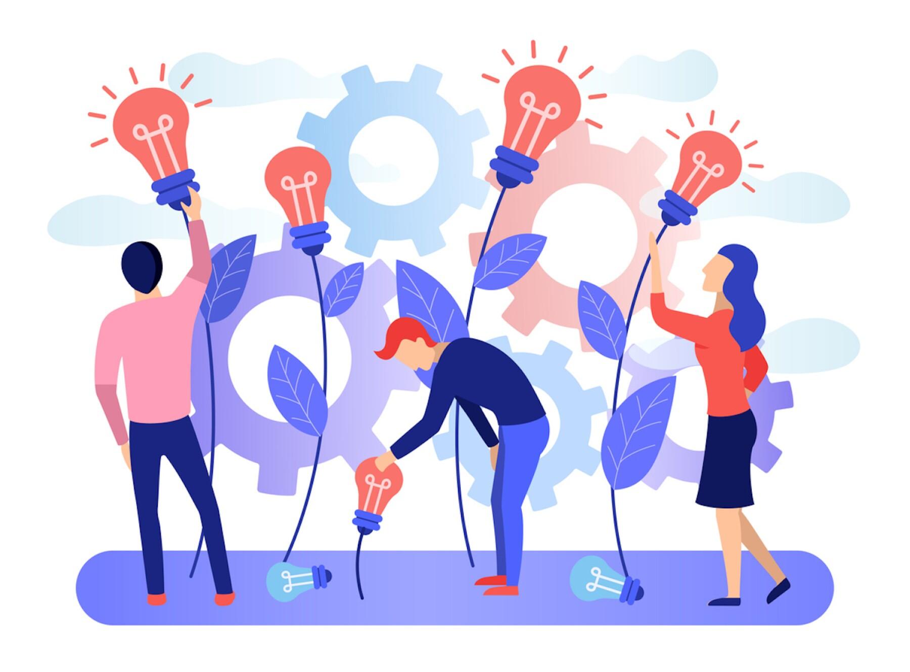 Ideas - el valor de las ideas - creatividad - empresas creativas