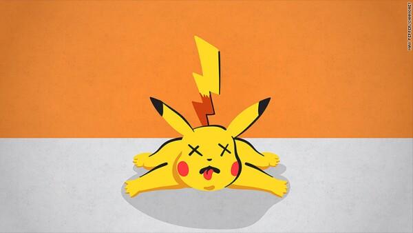 ¡Adiós, Pikachú!