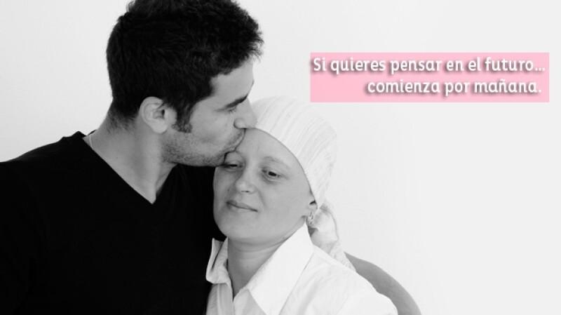 A propósito de Octubre Rosa, Lucía tenía una misión: decirnos a través de su particular punto de vista qué hacer cuando una amiga tiene cáncer, cómo apoyar, cómo entender y esto fue lo que nos contó.