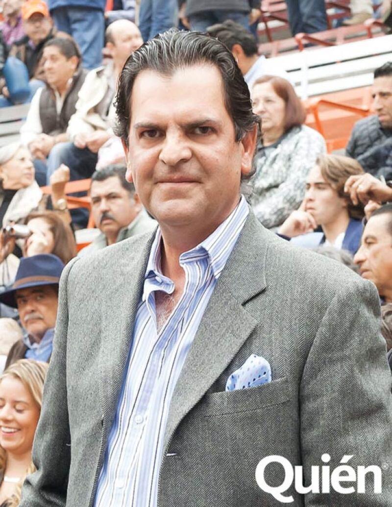 Alejandro Bailléres, economista y empresario.