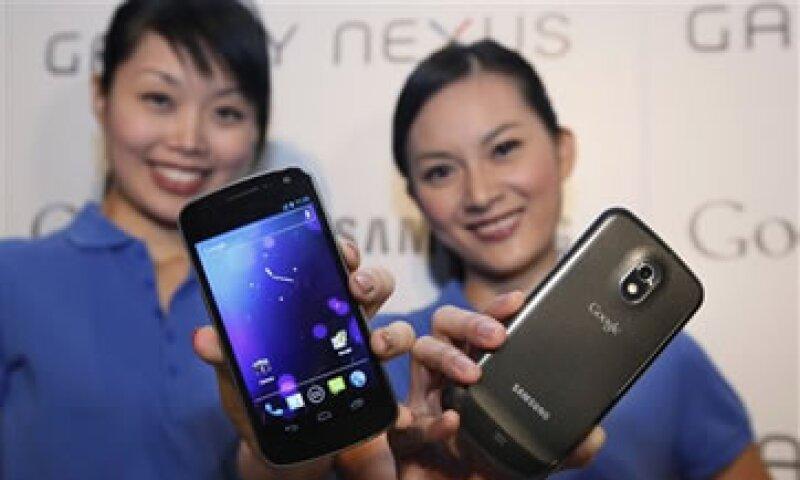 Samsung dijo que el teléfono tendrá acceso a más de 300,000 aplicaciones y juegos. (Foto: AP)