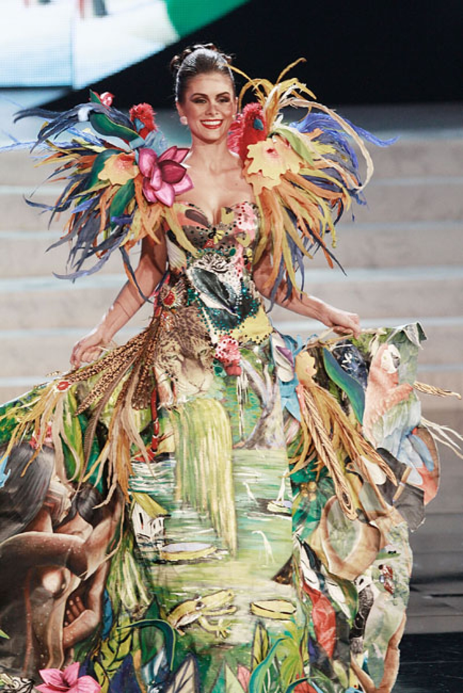 Miss Aruba, Liza Helder.
