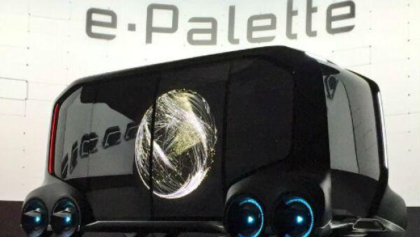 Toyota ePalette