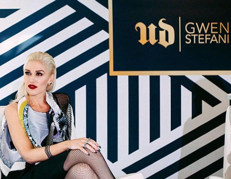 Gwen Stefani x Urban Decay