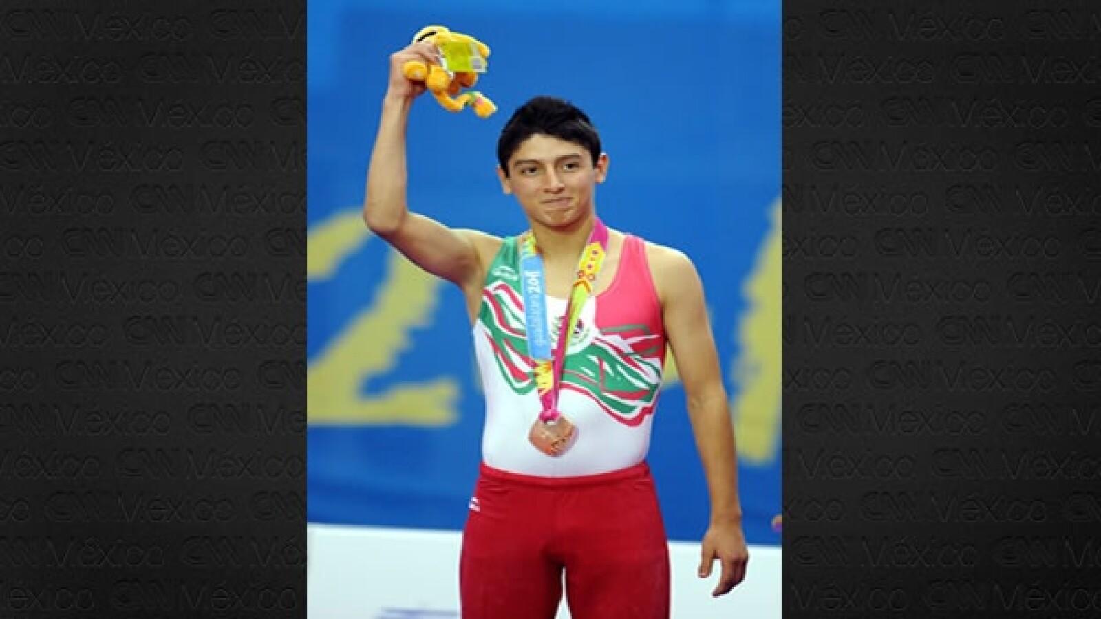 trampolin mexico panamericanos bronce